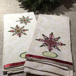 Other - Holiday Tea Towels